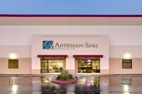 Las Vegas Photographer Architecture ~ Artesian Spas
