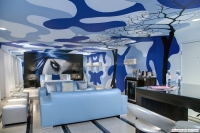 Boutique Hotel Blue Theme